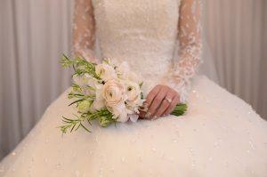 Ramo de flores para boda