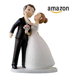 Figura de Novios - Amazon