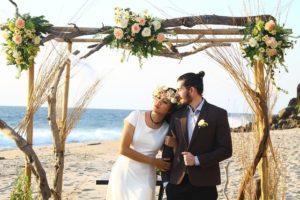 organizacion de bodas en la playa