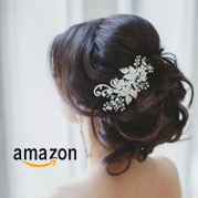 Broches de Novia - Amazon