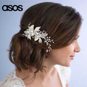 Broches de Novia - Asos