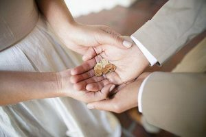 Las arras matrimoniales y su significado