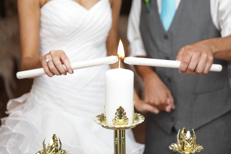 Ceremonia de la Luz en las bodas