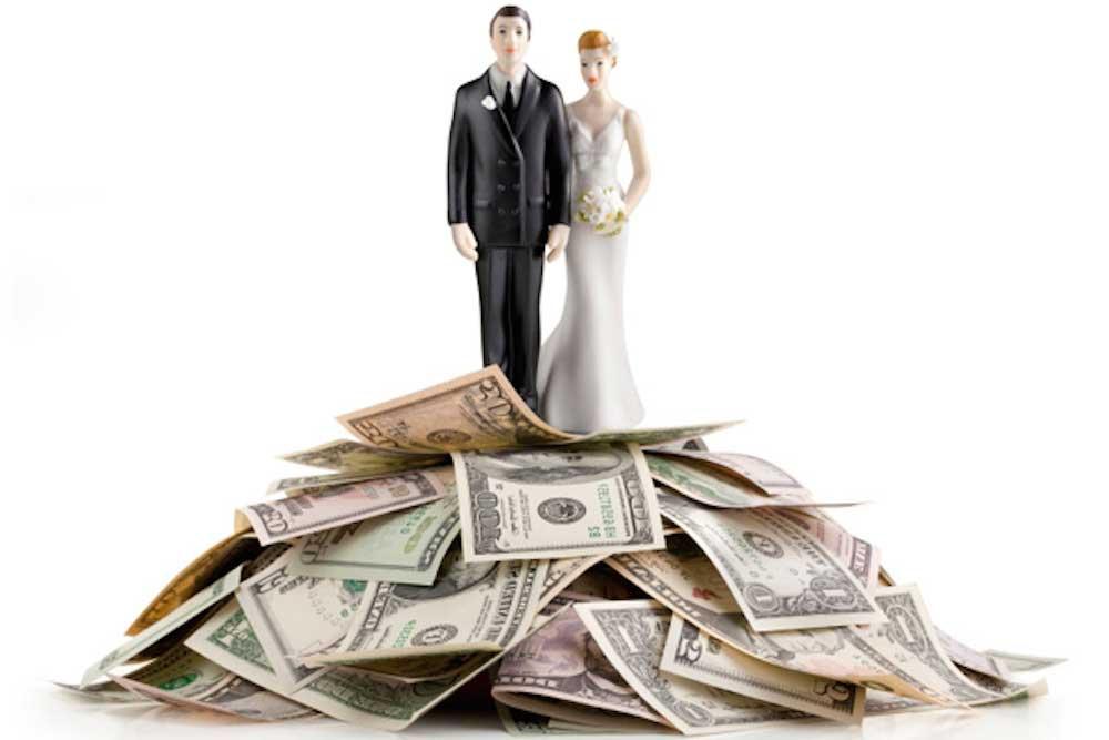 Cuanto dinero regalar en la boda
