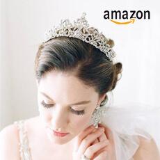 Corona para boda - Amazon