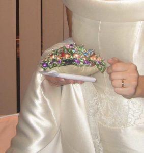Significado de alfiler de novia