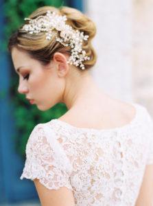 Tiaras de novia vintage