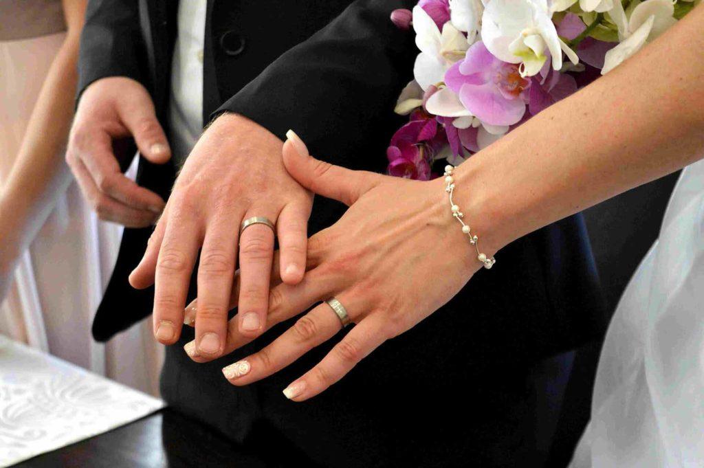 Pulseras para novias en el dia de su boda